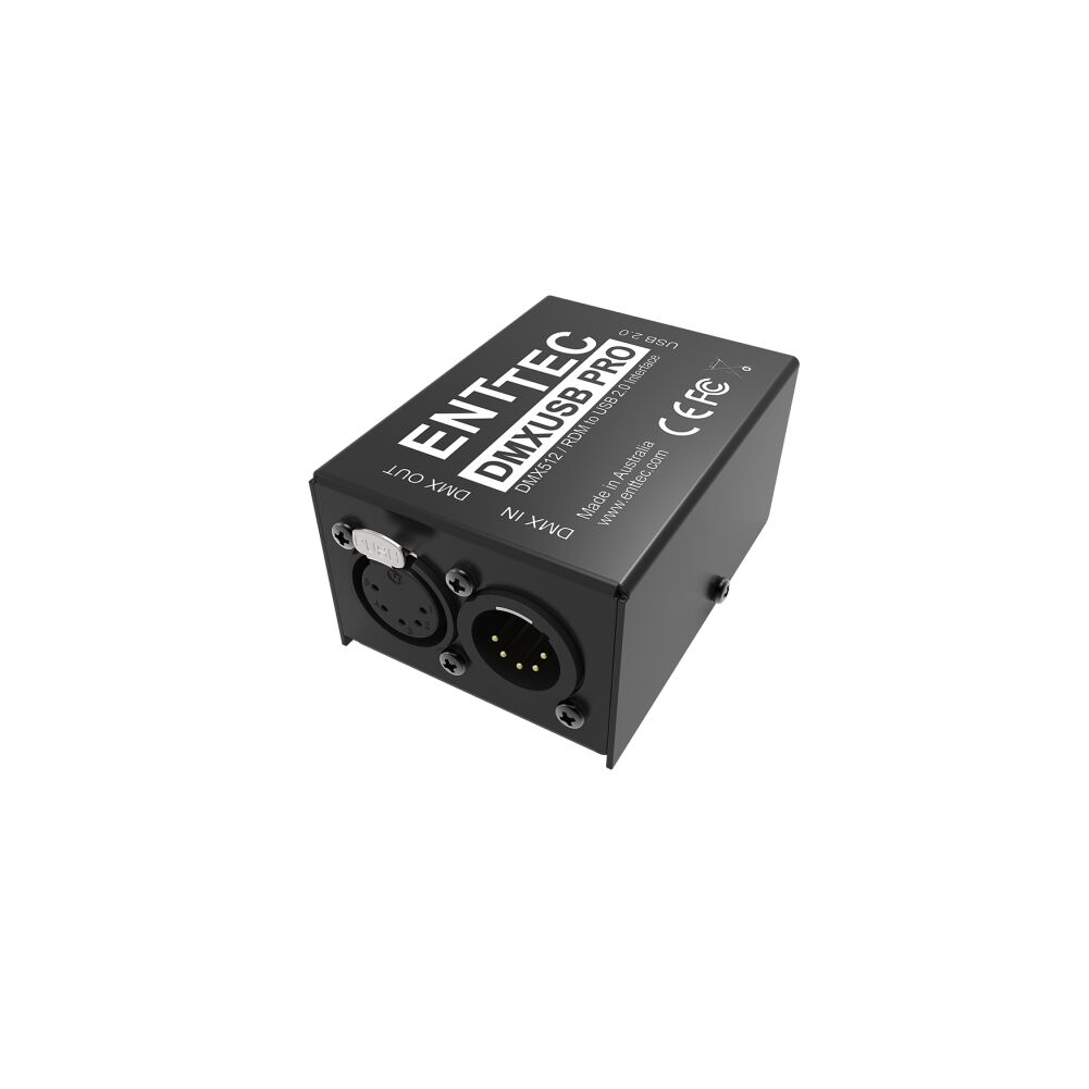 ENTTEC DMX USB PRO MAC TREIBER