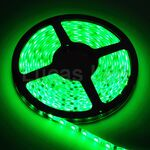 Waterproof Led strip 4,8W Green IP65