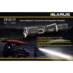 Φακός Led Klarus RS11 620 Lumens
