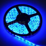 Waterproof Led strip 14,4W Blue 24V IP65