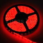 Waterproof Led strip 14,4W Red 24V IP65