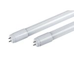Led Tube T8 9W 60cm Glass 6400K 1 side