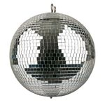 Ντισκόμπαλα 30cm 10x10mm Mirror Disco Ball