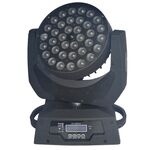 Led Moving Wash 36x10W RGBW with Zoom
