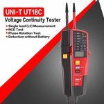 Voltage & Continuity Tester UNI-T UT18C 12-690V