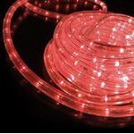 Rope Light 36 Lights/m 2 Wires Red 935-002