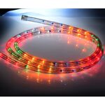 Rope Light 36 Leds/m 2 Wires RGB 935-006