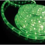 Rope Light 36 Leds/m 2 Wires Green 935-005