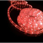 Rope Light 36 Leds/m 2 Wires Red 935-003
