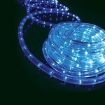 Rope Light 36 Lights/m 2 Wires Blue
