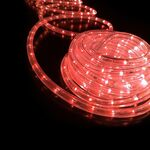 Rope Light 36 Lights/m 3 Wires Red