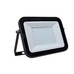 LED Flood Light 100W 5000K 230V Black