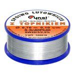Solder Tin 0.70mm / 100g Sn60Pb40 Cynel