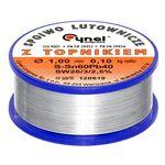 Solder Tin 1.00mm / 100g Sn60Pb40 Cynel