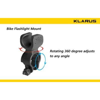 Bike Flashlight Mount
