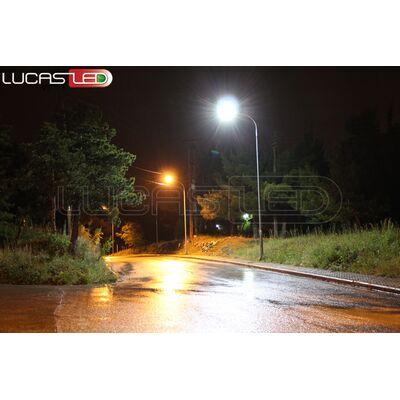 Φωτιστικό Δρόμου Lucas Led 120W 13200 Lumens