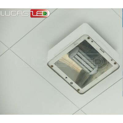 Lucas Led Bulb E40 54W IP64