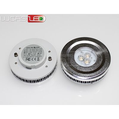 LED GX53 7W Dimmable