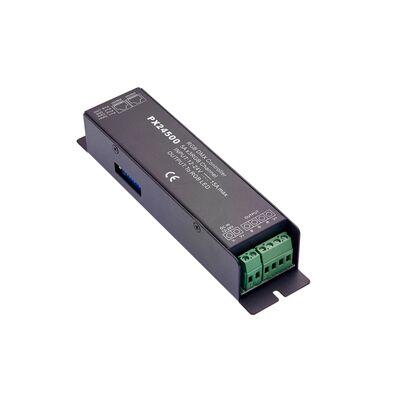 Controller Led RGB DMX 512 3X5A 12 - 24V