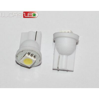 Led Bulb T10 1SMD 5050 Cool White