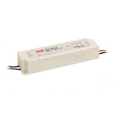 Mean Well Power Supply 100W-24V IP67 LPV-100-24
