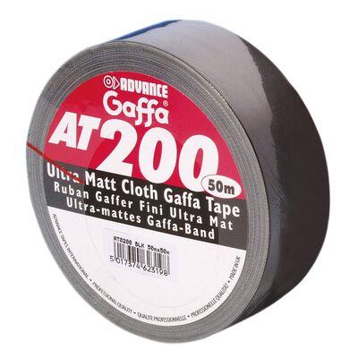 Gaffer Tape 50mm x 50m AT200 Black