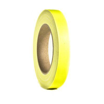 Gaffer Tape 19mm x 25m Yellow