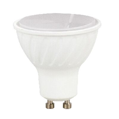 Dimmable  Λάμπα Led GU10 7W 6000K 120°