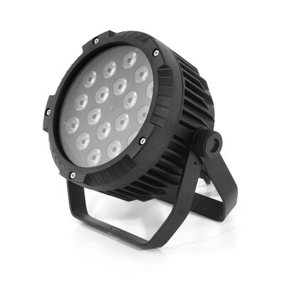 Par Led 18x10W RGBW Waterproof IP65