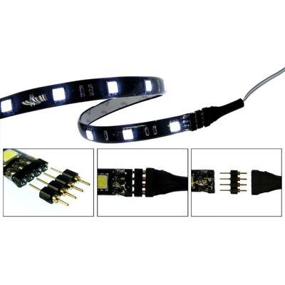 Connector 4+4 επαφών RGB Line Αρσενικό