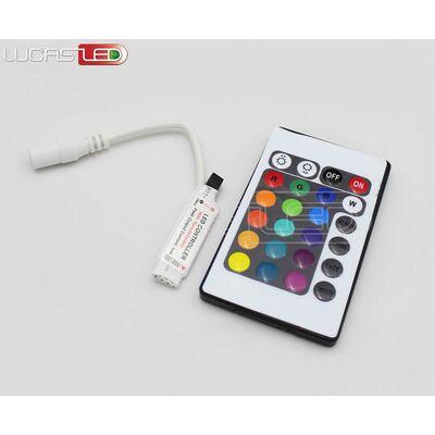 Controller LED RGB IR slim 12V-3x4A