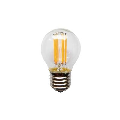 Led Lamp Edison E27 4W Glamour Dimmable 2700K