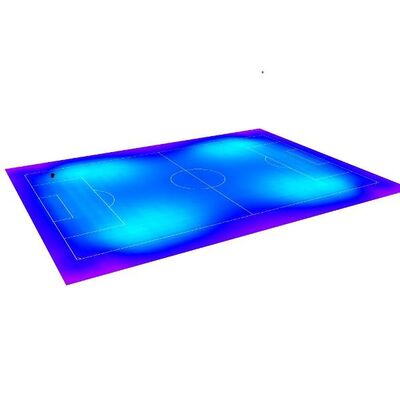 LED Beam Flood Light 270W 15°-20° 29700 Lumens