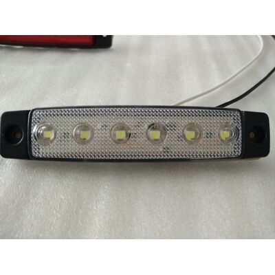 Led Truck Light 12V-24V DC Red