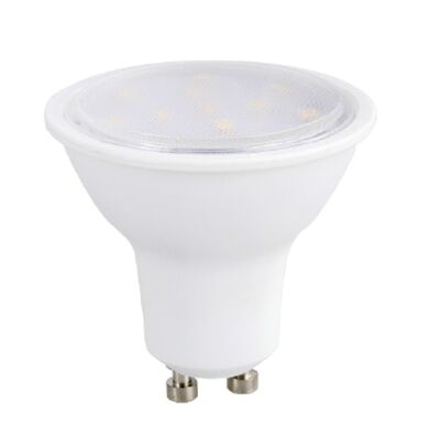 Dimmable Λάμπα Led GU10 3W 6000K 120°