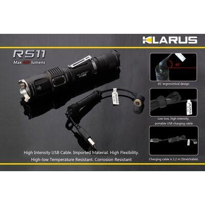 Φακός Led Klarus RS11 620 Lumens