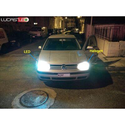 Set Λάμπες Led Αυτοκινήτου H11 Cree 12V-24V
