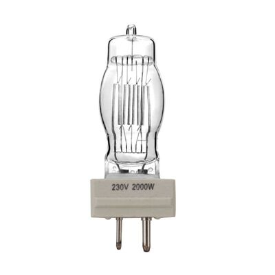 Lamp GY16 230V 2000W CP72