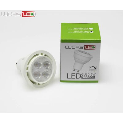 Λάμπα Led GU10 5W WW Dimmable 36°