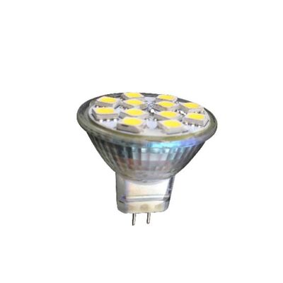 Λάμπα Led MR11 2,4W 12V AC/DC 6000K