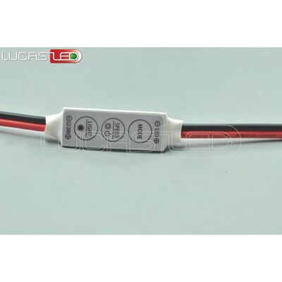 Dimmer LED mini 12-24V 12A
