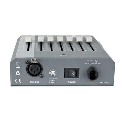 Κονσόλα Showtec DMX 6CH SDC-6