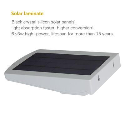 Solar Led light 4W 5000K 450 lumen