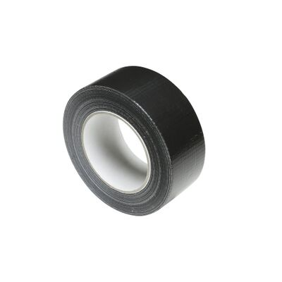 Gaffer Tape 50mm x 50m Black 58063
