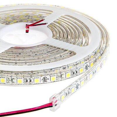 Waterproof Led strip 14,4W Cool White 6500K IP67