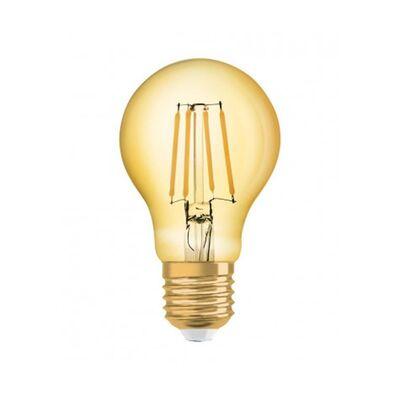 Λάμπα Led E27 Α60 8W Edison 2200K Dimmable Gold Tint