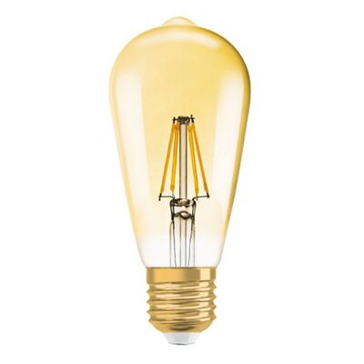 Led Lamp E27 8W Filament 2200K Dimmable ST64