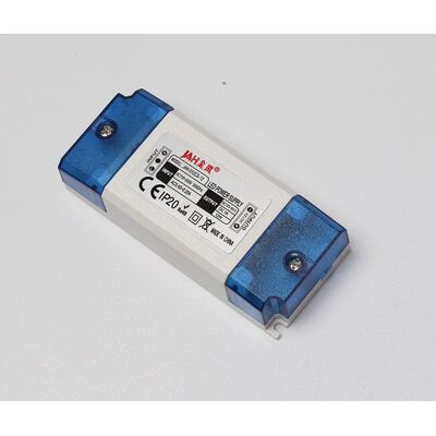 Plastic Led Power Supply 12V 12W