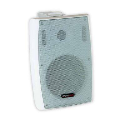 Ηχείο Master Audio BT600W White 8Ω/100V