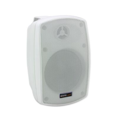 Master Audio NB500TW White Pair 100V Waterproof